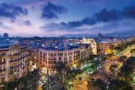 referencias instalaciones exterior alumbrado publico barcelona