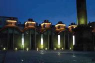 referencias instalaciones exterior alumbrado publico terrassa